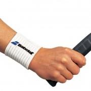 Munhequeira Babolat Strong Wrist - Branca
