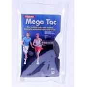 Overgrips Tourna Mega TAC com 10 unidades - Preto