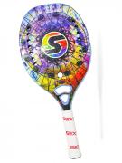Raquete de Beach Tennis Sexy Bufo Carbon 3K