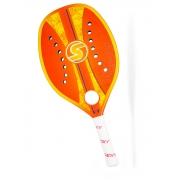 Raquete de Beach Tennis Sexy Sirf Orange