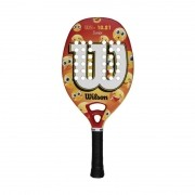 Raquete de Beach Tennis Wilson Junior WS 10.21