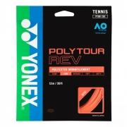 Set de Corda Yonex Poly Tour Rev 17L 1.20mm Laranja