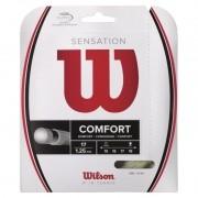Set de cordas Wilson Sensation 17 1.25mm Branca