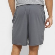 Shorts Under Armour Masculino Tech Mesh Cinza