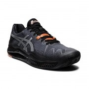 Tênis Asics Gel Resolution 8 Clay Limited Edition Masculino - Preto