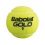 Bola de Tênis Babolat Championship Gold - Pack com 6 tubos