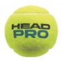 Bola de Tênis Head Pro - Tubo 3 bolas