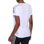Camiseta Adidas Own the Run Feminina Branca