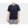 Camiseta Nike Dry-Fit Breathe Run Masculina Preta