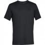 Camiseta Under Armour Masculina Left Chest Preta