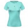 Camiseta Wilson Core Feminina Aqua