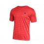 Camiseta Wilson Rush Masculina Vermelha