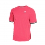 Camiseta Wilson Tour IV Masculina Coral