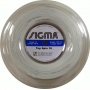 Corda Sigma Top Spin 16 1.30mm Rolo 200m Branca