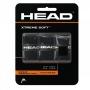 Kit com 3 Overgrips Head Xtreme Soft Preto