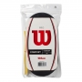 Overgrips Wilson PRO Comfort Rolo com 30 unidades Preto