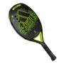 Raquete de Beach Tennis Adidas Carbon 2.0 Preta e Verde