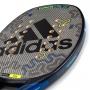 Raquete de Beach Tennis Adidas Essnova Ctrl 2.0 Preto e Azul