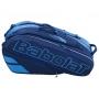 Raqueteira Babolat X12 Pure Drive Azul