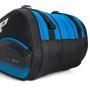 Raqueteira Dunlop FX Performance 12 Térmica Preta e Azul