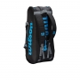 Raqueteira Wilson Esp Ultra 9R Preta e Azul