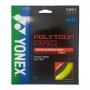 Set de Corda Yonex Poly Tour Pro 16L 1.25mm Amarela