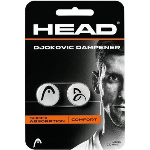 Antivibrador Head Djokovic Dampener Branco