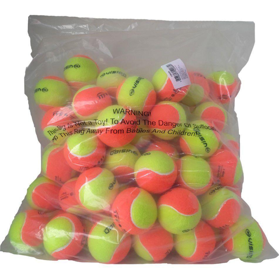Bola de Beach Tenis Vision - Saco com 60 unidades