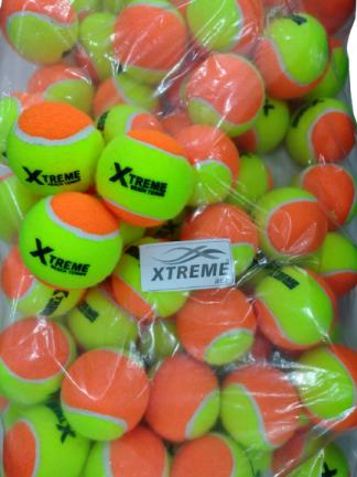 Bola Soft 2 Laranja Xtreme  -  Saco com 60 unidades