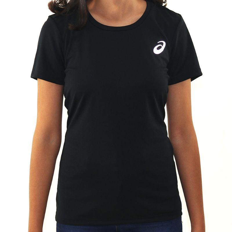 Camiseta Asics Core Feminina Preta