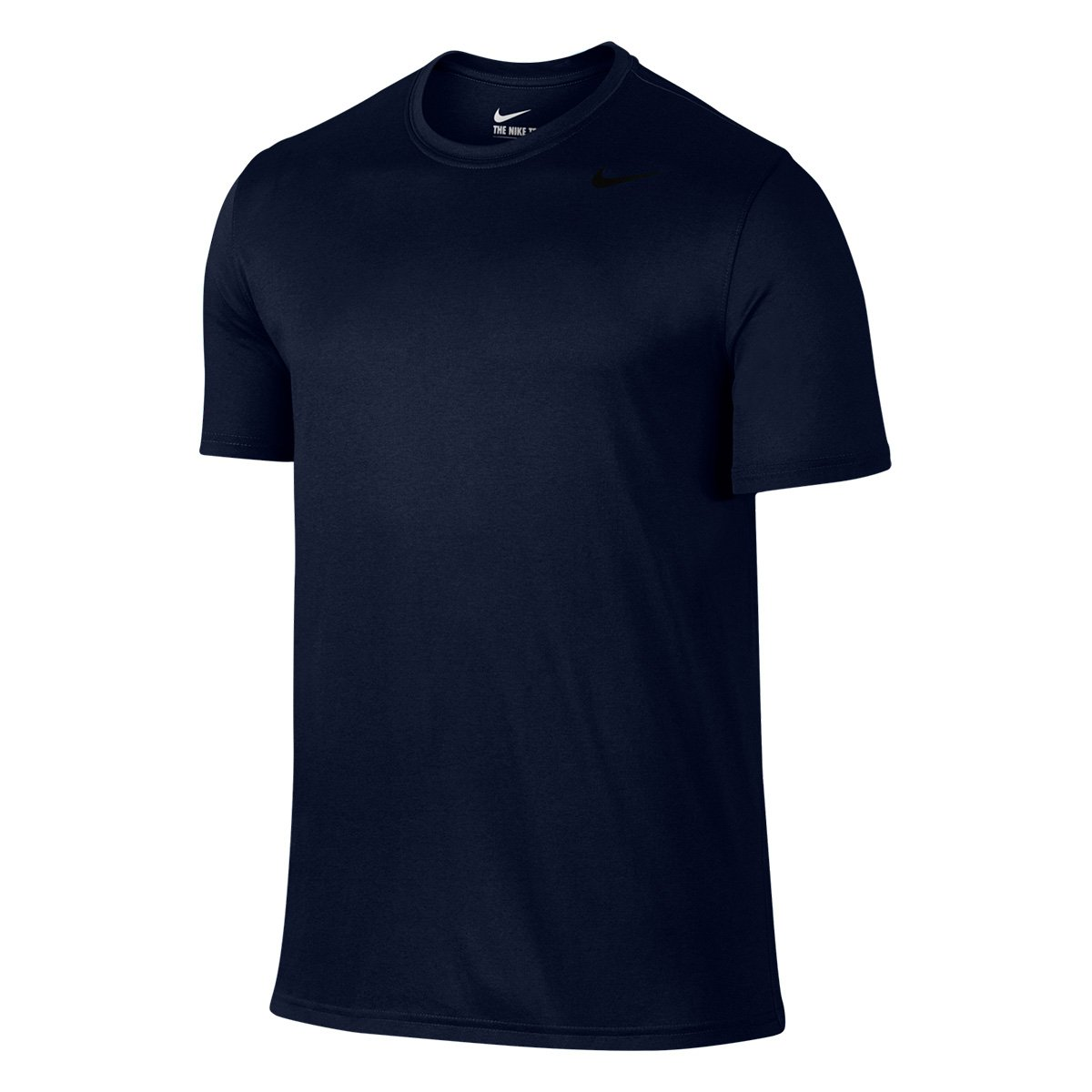 Camiseta Nike Dry Tee Legend Masculina - Chumbo