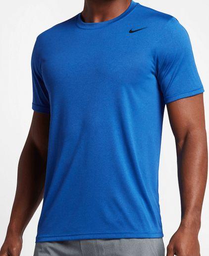 Camiseta Nike Masculina Legend 2.0 Azul