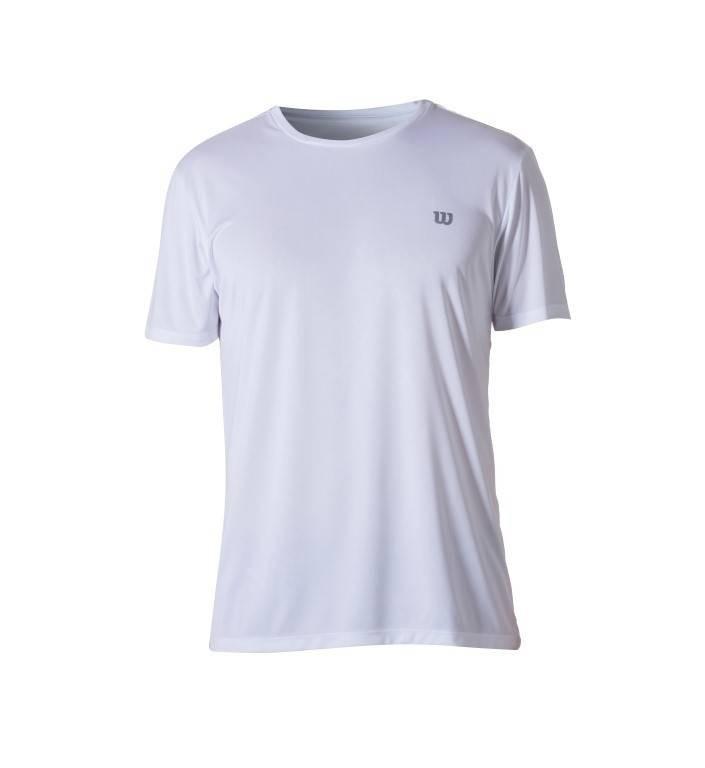 Camiseta Wilson Core Masculina Branca