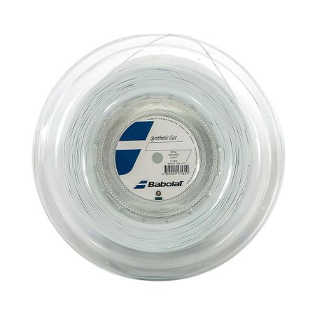 Corda Babolat Synthetic Gut 16 1.30mm Rolo 200m Branca