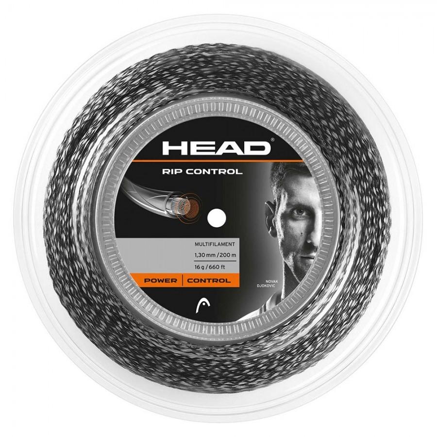 Corda Head Rip Control 16 1.30mm Preta - Rolo 200m