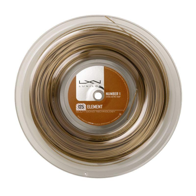 Corda Luxilon Element 16L 1.25mm Rolo 200m