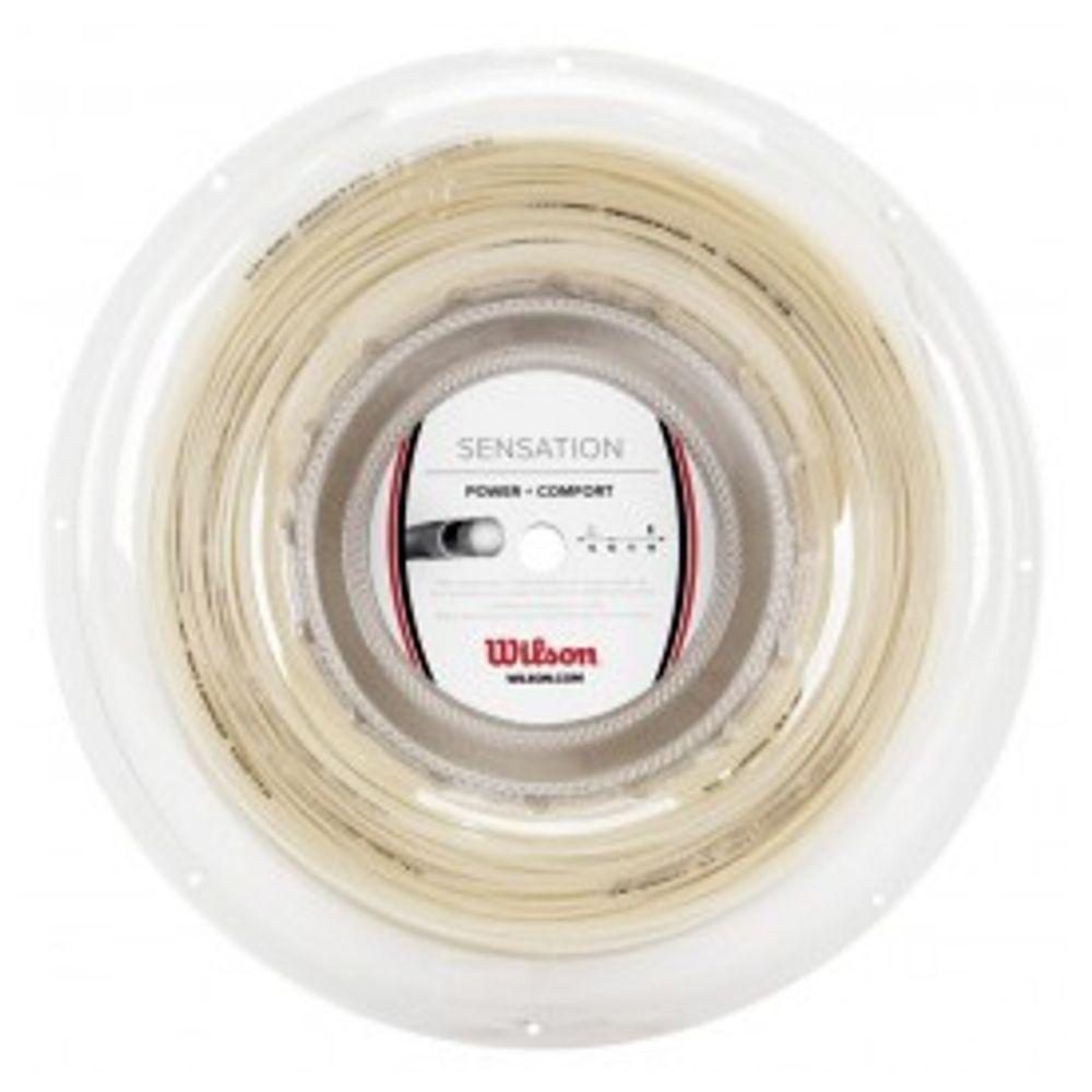 Corda Wilson Sensation 17 1.25mm Natural - Rolo 200m