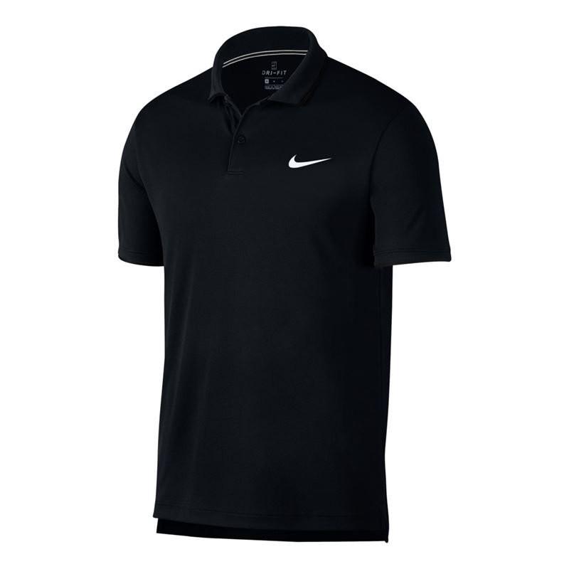 Polo Nike Dry-Fit Masculina Preta
