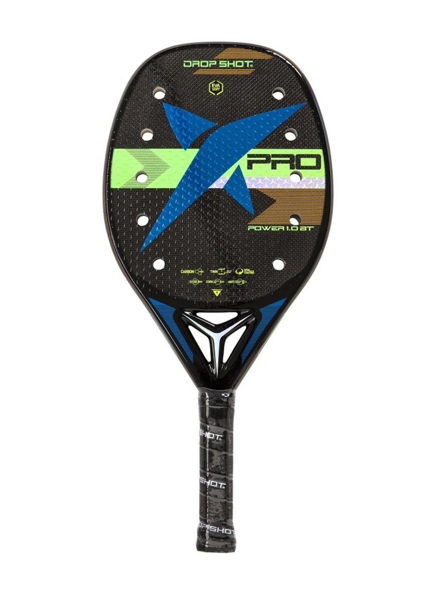 Raquete de Beach Tennis Drop Shot Power 1.0 BT