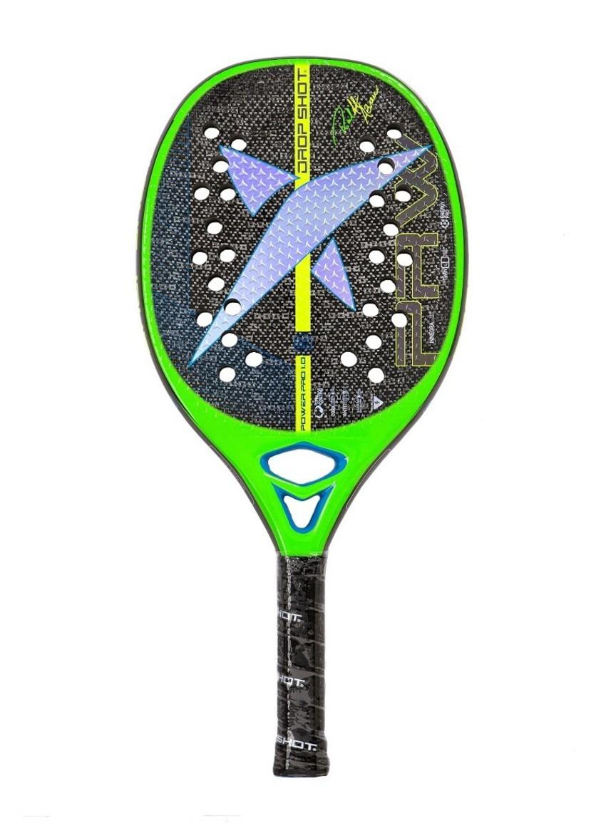 Raquete de Beach Tennis Drop Shot Power Pro BT 1.0