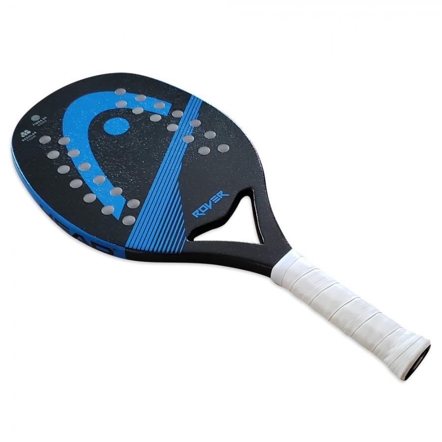 Raquete de Beach Tennis Head Rover Preto e Azul