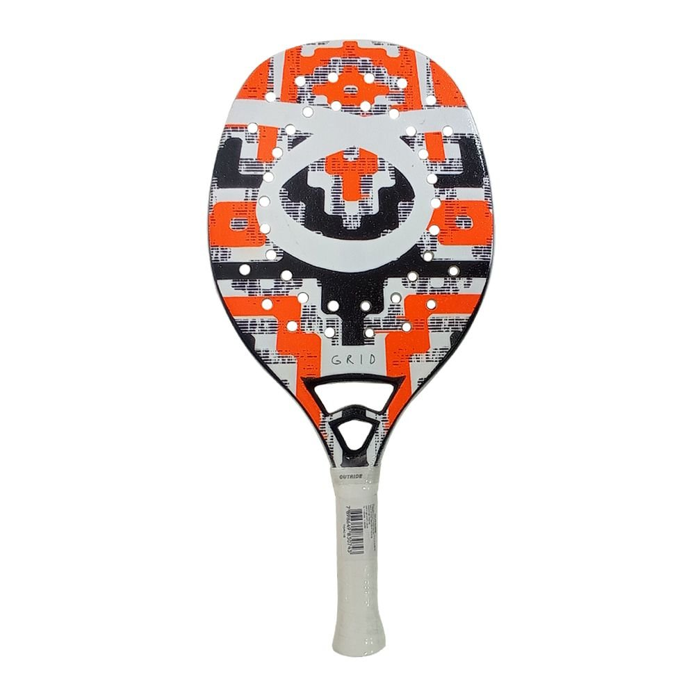Raquete de Beach Tennis Outride Grid 2021