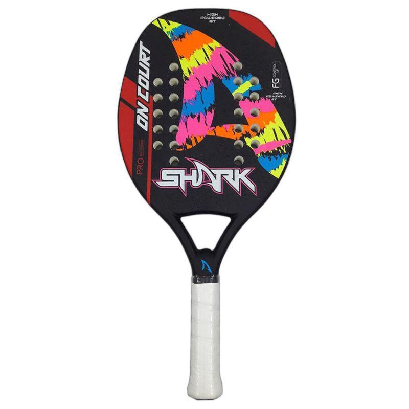 Raquete de Beach Tennis Shark On Court 2020
