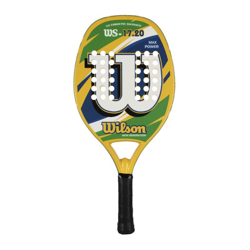 Raquete de Beach Tennis Wilson WS 17.20