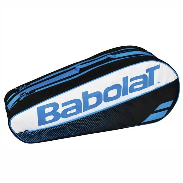 Raqueteira Babolat Holder X 6 Club Azul