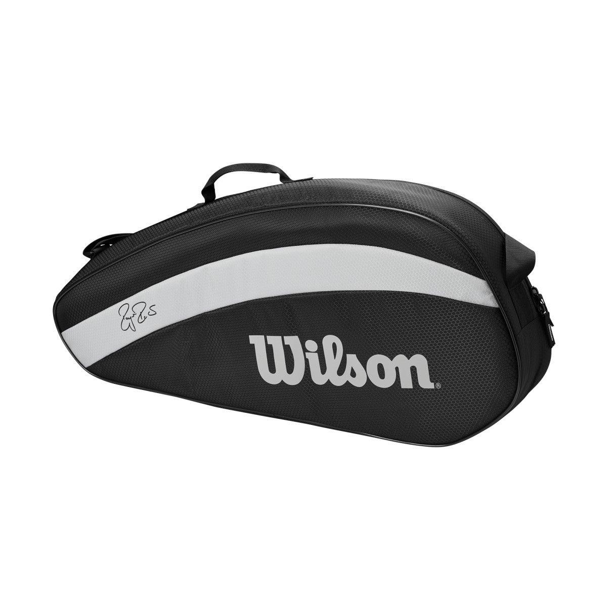 Raqueteira Wilson Team RF X3  - Preta