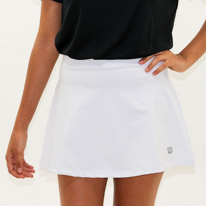 Saia Shorts Wilson Core Branca
