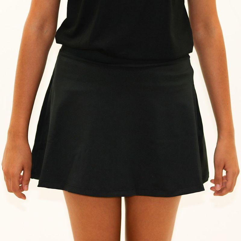 Saia Shorts Wilson Core Preta