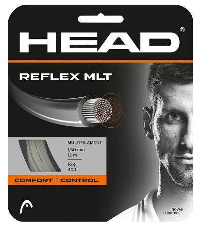 Set de Corda Head DLD Reflex 16 MLT - Natural