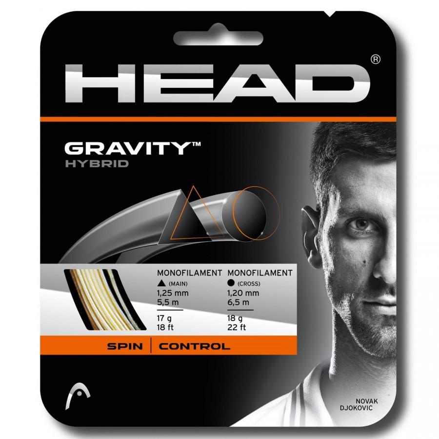 Set de Corda Head Gravity 17 - Branco